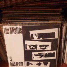 Dischi in vinile: MISFITS / 3 HITS FROM HELL / NOT ON LABEL. Lote 248444105