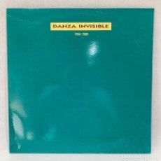 Dischi in vinile: LP - VINILO DANZA INVISIBLE - 1984 - 1989 - ESPAÑA - AÑO 1991. Lote 248444815