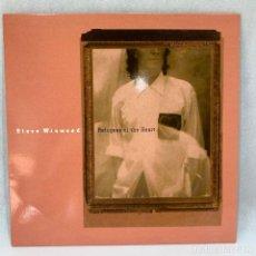Discos de vinilo: LP - VINILO STEVE WINWOOD - REFUGEES OF THE HEART + ENCARTE - ESPAÑA - AÑO 1990. Lote 248450910