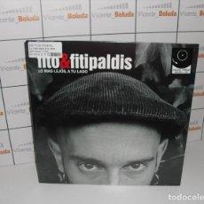 Disques de vinyle: FITO & FITIPALDIS LO MÁS LEJOS A TU LADO (LP-VINILO + CD) NUEVO Y PRECINTADO ENVIÓ CERT ESPAÑA 3 €. Lote 248464715