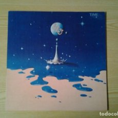 Discos de vinilo: ELECTRIC LIGHT ORCHESTRA -TIME- LP JET RECORDS 1981 ED. ESPAÑOLA JETLP 236 MUY BUENAS CONDICIONES.. Lote 248490875