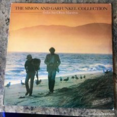 Discos de vinilo: SIMON & GARFUNKEL - THE SIMON AND GARFUNKEL COLLECTION / TODAS SUS OBRAS MAESTRAS . LP . 1981 CBS. Lote 248493140