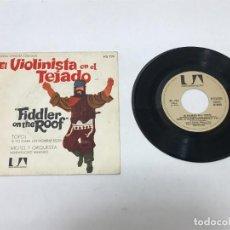 Discos de vinilo: EL VIOLINISTA EN EL TEJADO. Lote 248493145