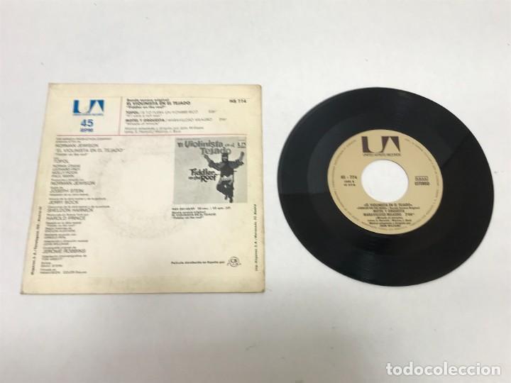 Discos de vinilo: EL VIOLINISTA EN EL TEJADO - Foto 2 - 248493145