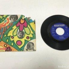 Disques de vinyle: SINGLE LOS ALBAS Y LA ÚLTIMA NOCHE 45.278A AÑO 1968. Lote 248497565