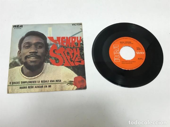SINGLE HENRY STEPHEN 1969 (Música - Discos - Singles Vinilo - Pop - Rock - Internacional de los 70)