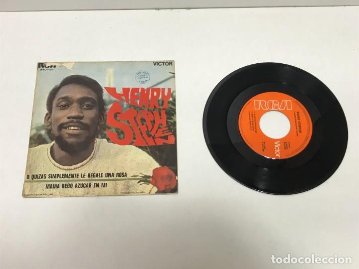 Discos de vinilo: SINGLE HENRY STEPHEN 1969 - Foto 2 - 248498530