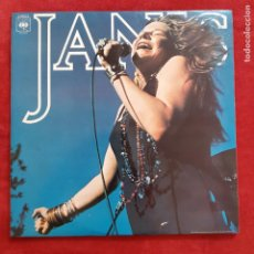 Disques de vinyle: JANIS JOPLIN- JANIS - SPAIN 2 LP + LIBRETO- VINILOS COMO NUEVOS.. Lote 248507395