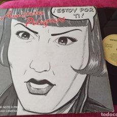 Discos de vinilo: AMISTADES PELIGROSAS- ESTOY POR TI MAXI 1992. Lote 248515650