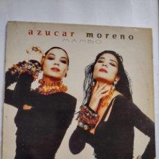 Discos de vinilo: AZUCAR MORENO - MAMBO - LP. Lote 248561875