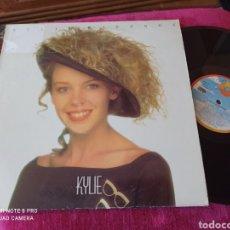 Disques de vinyle: KYLIE MINOGUE - KYLIE 1988 SPAIN. Lote 265391044