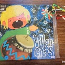 Discos de vinilo: LP VILLANCICOS. Lote 248574170