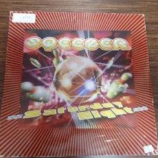"Discos de vinilo: LP SQEEZER ""SATURDAY NIGHT. Lote 248578330"