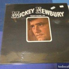 Discos de vinilo: BOH13 LP UK 71 MICKEY NEWBURY FRISCO MABEL JOY ELEKTRA MARIPOSA MUY BUEN ESTADO GENERAL. Lote 248583605