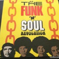 Discos de vinilo: THE FUNK 'N' SOUL REVOLUTION . UK. Lote 248585910