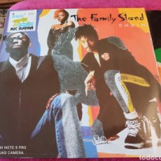 Discos de vinilo: THE FAMILY STAND - CHAIN LP GERMANY 1990. Lote 248587820