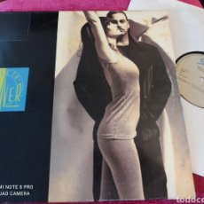 Discos de vinilo: WILL TO POWER LP 1990. Lote 248592170