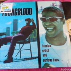 Discos de vinilo: YOUNGBLOOD - PASSION GRACE.. LP 1991 GERMANY. Lote 248592990