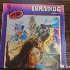 Discos de vinilo: LP IVANHOE. Lote 248595575