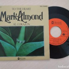 Discos de vinilo: MARK-ALMOND - NEW YORK OF MIND / TRADE WINDS - SINGLE ABC RECORDS SPAIN AÑO 1976 JAZZ - NUEVO. Lote 248599110