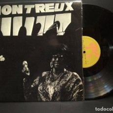 Discos de vinilo: ELLA FITZGERALD AT THE MONTREUX JAZZ FESTIVAL 1975 - LP PABLO RECORDS PEPETO. Lote 248600785