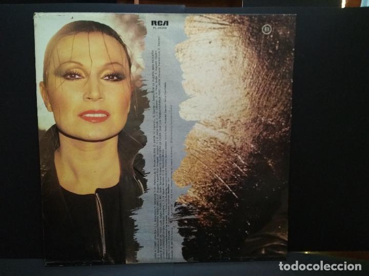 Discos de vinilo: ROCIO JURADO (LP) COMO UNA OLA AÑO – 1981 SIN CODIGO BARRAS PEPETO - Foto 2 - 248602050