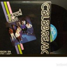 Discos de vinilo: KOOL & THE GANG-CELEBREMOS MAXI 1981 (VERSION EN CASTELLANO) SPAIN DELITE RECORDS PEPETO. Lote 248603365