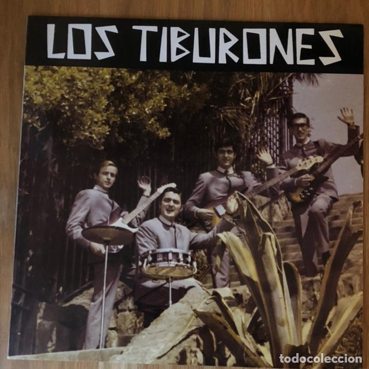 LOS TIBURONES - LP (Música - Discos - LP Vinilo - Grupos Españoles 50 y 60)