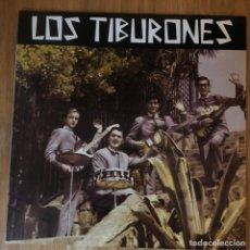 Discos de vinilo: LOS TIBURONES - LP. Lote 248607185
