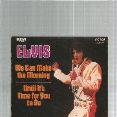 Discos de vinilo: ELVIS WE CAN MAKE THE MORNING (SIN VINILO). Lote 248612735