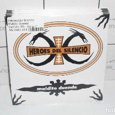 Discos de vinilo: HÉROES DEL SILENCIO MALDITO DUENDE SG VINILO 7 PULGADAS 2020 NUEVO Y PRECINTADO ENVIÓ 3 €. Lote 248617480
