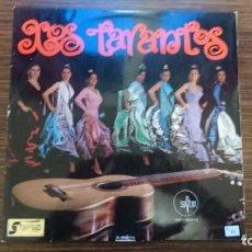 Discos de vinilo: LP LOS TARANTOS. Lote 248628150