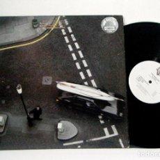 Discos de vinilo: TELEVISION, TOM VERLAINE / COVER 1985 / COMPLETA 1ª EDIT USA PROMO + ENCARTE + INSERT, COLLECTORS EX. Lote 248629545