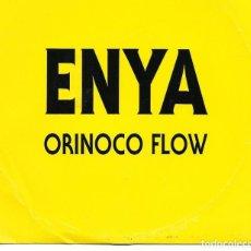Discos de vinilo: ENYA - ORINOCO FLOW SINGLE PROMO SPAIN 1988. Lote 248642890