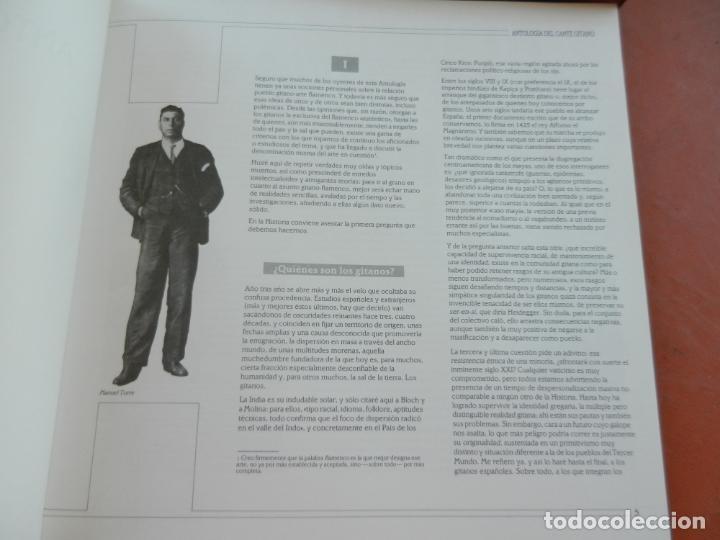 Discos de vinilo: ANTOLOGÍA DEL CANTE GITANO DE NUESTRA TIERRA-MANUEL TORRE A ANTONIO MAIRENA - JUAN VALDES - 7 LPS .. - Foto 4 - 248687640