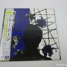 Discos de vinilo: VINILO EDICIÓN JAPONESA DEL VINILO DE DAVID BOWIE - BLUE JEAN. Lote 248695555