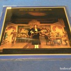 Discos de vinilo: EXPRO LP EMMYLOU HARRIS BLUE KENTUCKY GIRL ESPAÑA 1979 BUEN ESTADO GENERAL. Lote 248703500