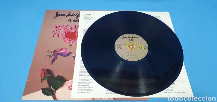 Discos de vinilo: BACHATA ROSA - JUAN LUIS GUERRA 4.40 - 1990 - Foto 2 - 248706580