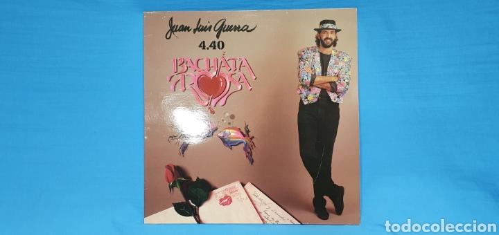 BACHATA ROSA - JUAN LUIS GUERRA 4.40 - 1990 (Música - Discos de Vinilo - Maxi Singles - Cantautores Internacionales)