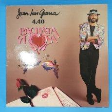 Discos de vinilo: BACHATA ROSA - JUAN LUIS GUERRA 4.40 - 1990. Lote 248706580