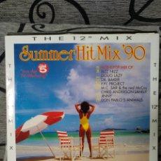Discos de vinilo: SUMMER HIT MIX 90. Lote 248708490