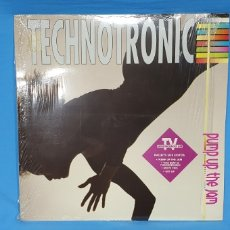 Discos de vinilo: PUMP UP THE JAM - TECHNOTRONIC 1989. Lote 248716305