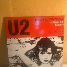 Discos de vinilo: U2 SUNDAY BLOODY SUNDAY. Lote 248717685