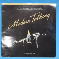 Discos de vinilo: IN THE MIDDLE OF NOWHERE - MODERN TALKING. Lote 248720750