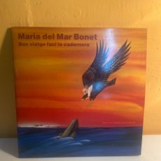 Discos de vinilo: MARIA DEL MAR BONET. Lote 248728435