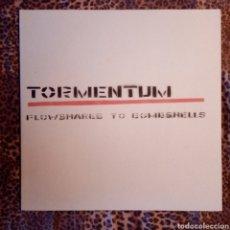 Discos de vinilo: TORMENTUM - FLOWSHARES TO BOMBSHELLS - INDUSTRIAL. Lote 248746225