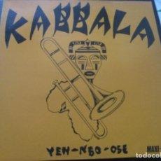 Discos de vinilo: KABBALA - YEN - NBO- OSE. Lote 248754605