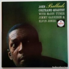 Discos de vinilo: JOHN COLTRANE QUARTET – BALLADS JAPAN,1980 IMPULSE!. Lote 248368390
