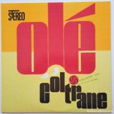 Discos de vinilo: JOHN COLTRANE – OLÉ COLTRANE JAPAN,1976 ATLANTIC. Lote 248368550