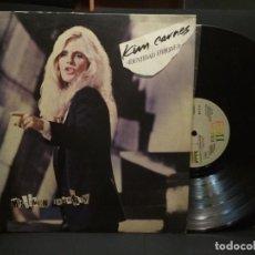Discos de vinil: LP KIM CARNES - IDENTIDAD ERRONEA. MISTAKEN IDENTITY 1981 EMI AMERICA CON ENCARTE PEPETO. Lote 248793815